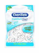 DenTek Comfort Clean Floss Picks - Pack of 60