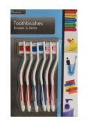 Sil 6 Piece Tooth Brush Set