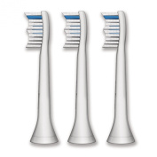 Philips Sonicare Compatible Brush Heads - Value Pack Of 3