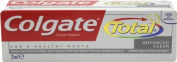 Colgate 25ml Total Advanced Clean Fluoride Toothpaste