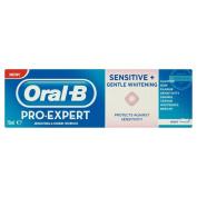 ORAL-B Pro Expert Sensitive Gentle Whitening Toothpaste