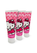 Hello Kitty Strawberry Gel Toothpaste