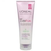 L'Oreal Paris Hair Expertise EverPure Colour Care and Volume Conditioner 250ml