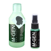 Menthogen Anti Itch Scalp Treatment Set Spray (30ml) and Shampoo System 200ml. Quickly Stop & Prevent Itchiness and Dry Flaky Scalp. Effective Remedy for Mild to Severe Irritation.