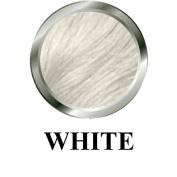 3D Hair Loss Fibres for Thinning Hair White 35g
