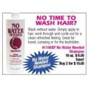 Irene Gari No Water Needed Shampoo