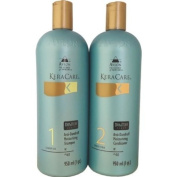"""Keracare Dry & Itchy Scalp Shampoo 950ml + Conditioner 950ml """"Combo Set"""""""