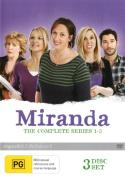 Miranda Season 1-3 Boxset DVD  [3 Discs] [Region 4]