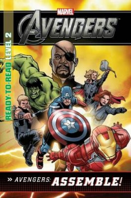 Marvel Ready-to-read Level 2 - Avengers Assemble! (Marvel)