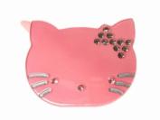 Glitz4Girlz Hot Pink Kitten Hair Clip