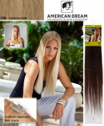 American Dream Quick-Fix Clip In Hair Extensions - 100% Human Hair Colour C20 - Fawn Blonde