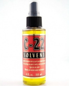 C-22 Tape Solvent 4 Fl. Oz. / 118ml Spray for Wigs and Toupees