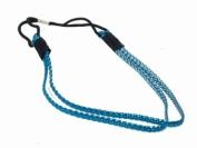 Glitz4Girlz Blue Plaited Headband Elastic