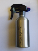 SIBEL Aluminium Micro-diffusion water spray bottle - 325ml