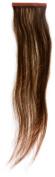 Qwik X 100 Percent Indian Remi Human Hair Tape Hair Extensions Colour 6 Dark Ash Brown 41cm