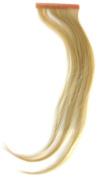 Qwik X 100 Percent Indian Remi Human Hair Tape Hair Extensions Colour 22 Beach Blonde 41cm