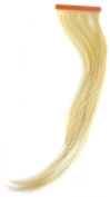 Qwik X 100 Percent Indian Remi Human Hair Tape Hair Extensions Colour 613 Cream Blonde 41cm