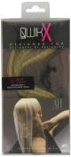 Qwik X 100 Percent Indian Remi Human Hair Tape Hair Extensions Colour 18/ 22 Ash Blonde/ Beach Blonde 41cm
