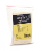 REL 474 Religrip elasticated tubular bandage size D 7.5cm x 1m Large arms, medium ankles, small knees