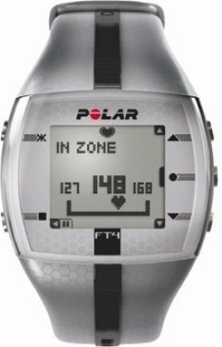 New Polar Ft4 Heart Rate Monitor Sports Exercise Tracking Fitness Watch