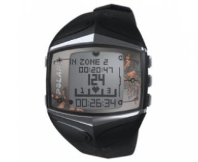 Polar Ft60F Heart Rate Monitor, Purple