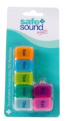 Safe & Sound Detachable Pill Reminder