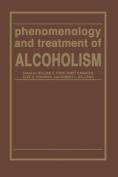 Phenomenology and Treatment of ALCOHOLISM