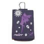 Insulin Pump Case - Fairies and Flowers Design