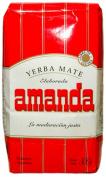 Yerba Mate Amanda Roja 500g