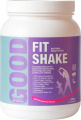 Good Strawberry Fit Shake with Hemp Protein 500g