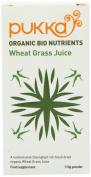 Pukka 110g Organic Wheatgrass Juice Powder