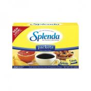 Splenda Sweetener, Individual Packets 200 Ea