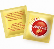Canderel Yellow Sweetener Sachets