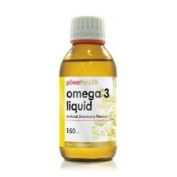 Power Health - Omega 3 Liquid for Children Natural Strawberry Flavour - 150ml