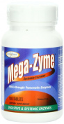 Enzymatic Therapy Mega-Zyme, 100 Tabs