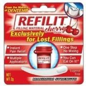 Refilit Special Pack Of 5 Filling Material Chery 2Gram X 5