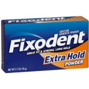 Fixodent Special Pack Of 5 Powder Extra Hold 80ml