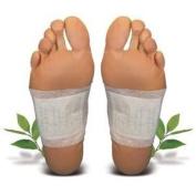 Original and Best Kiyome KINOKI Cleansing Detox Foot Pads, Detoxify While you Sleep