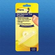 TheraStepTM Gel Hammer Toe Cushion | One Size | Universal | All Gel Toe Prop