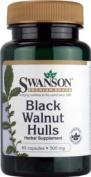 Swanson Black Walnut Hulls