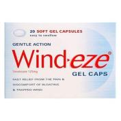 Wind-Eze gel capsules 20