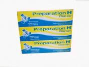 Preparation H Clear Gel (PACK OF 6) 50g