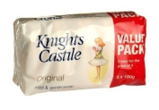 Knights Castile Soap 90g 5 Pack