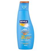 Nivea Sun Protect & Bronze Sun Lotion SPF20 200 ml