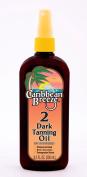 Caribbean Breeze SPF 2 Golden Tanning Oil 250ml