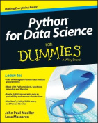 Python for Data Science For Dummies (For Dummies