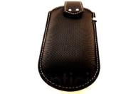 Belt Clip Glasses Case With hook and loop Strap