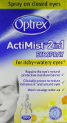 Optrex 10ml 2-in-1 Actimist Itchy & Watery