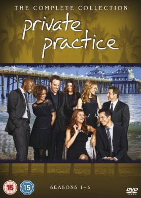Private Practice: Seasons 1-6