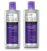 Touch Of Silver Shampoo 2 X 200Ml = 400 Ml